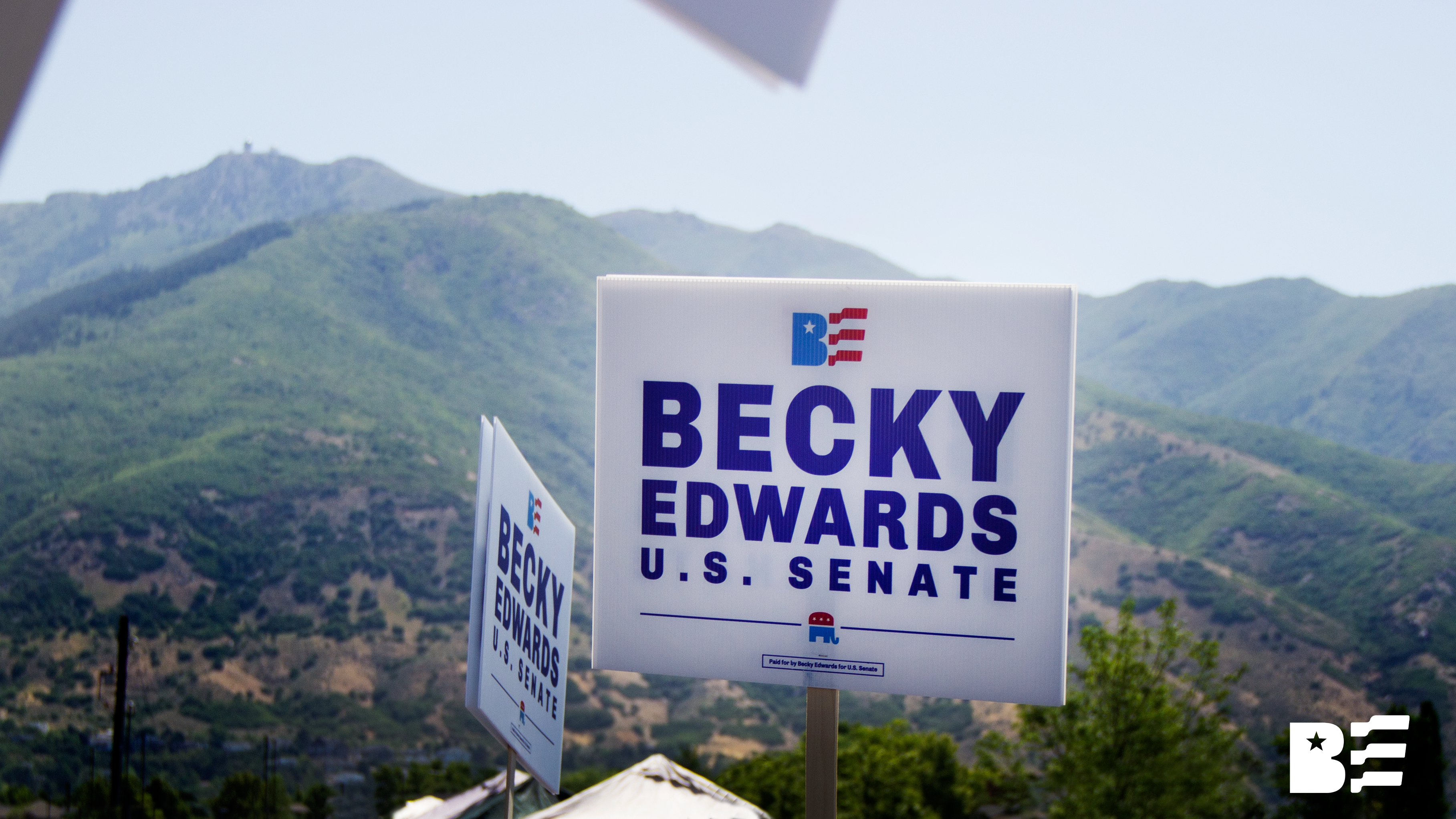 Becky Edwards Hits Early Fundraising Goal With Over $500,000 In Contributions