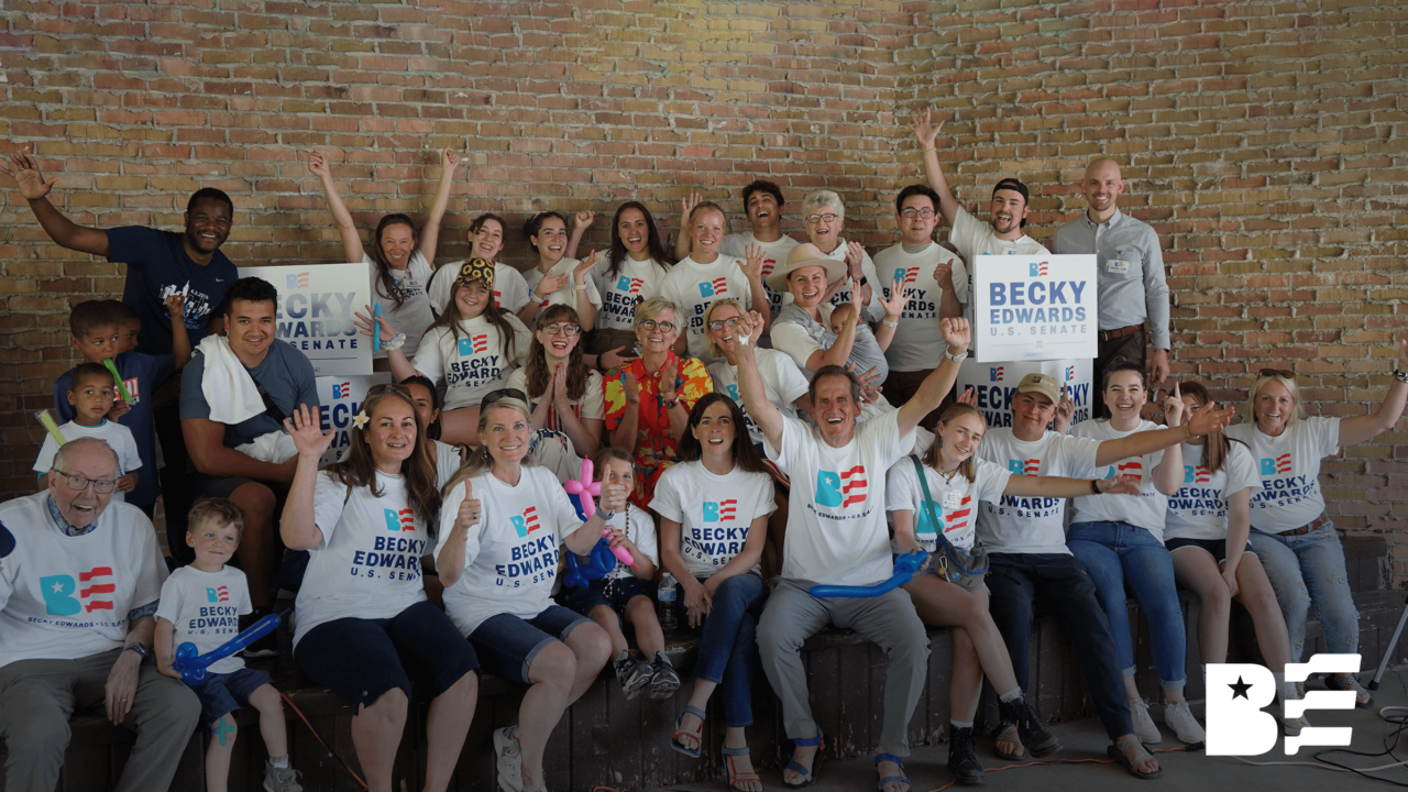 Becky Edwards For U.S. Senate Announces Staff Appointments